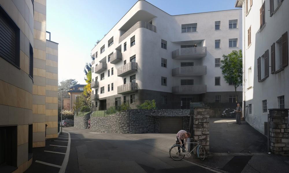 GM2D SAGL - Progetto Immobiliare