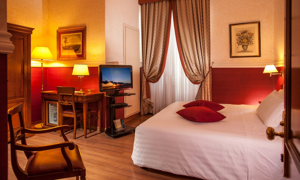 Hotel Cosmopolita roma