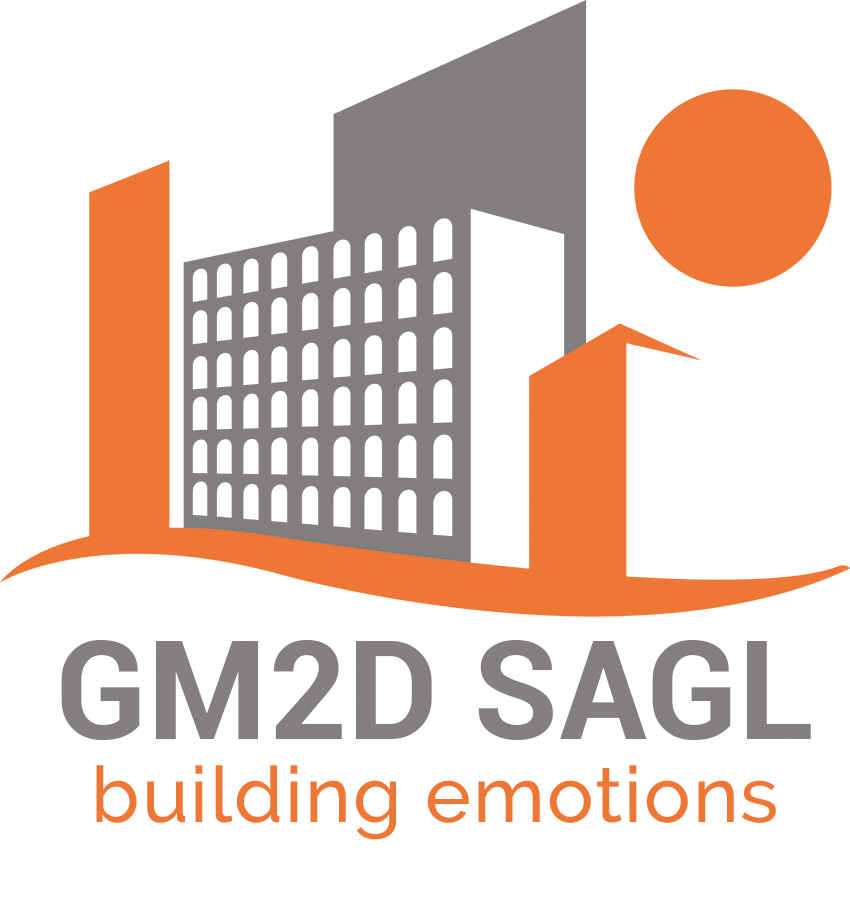 GM2D SAGL - Logo